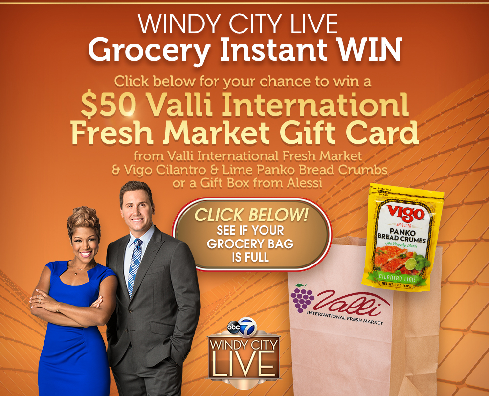 d717816034d2 Alessi Foods   Valli International Fresh Market INSTANT WIN Sweepstakes You  could win instantly. Play every 30 minutes! Link to enter   https   woobox.com  ...