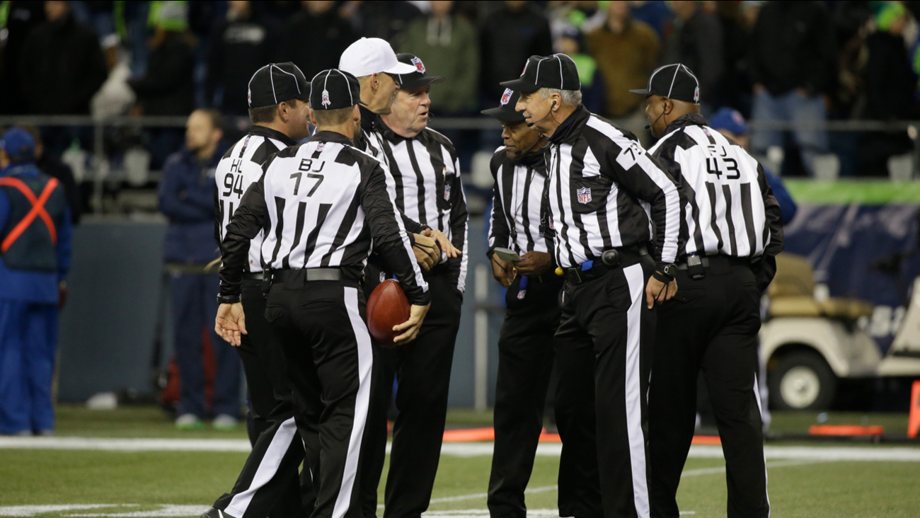 c393c71f748 Pass interference now reviewable by NFL officials