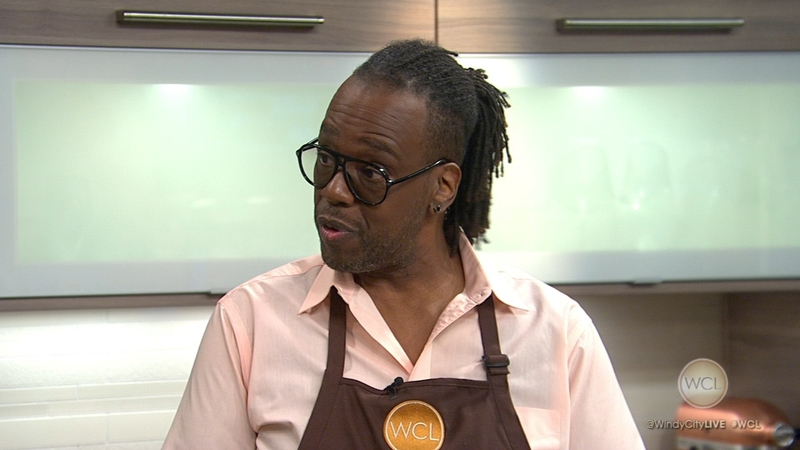 Alessi Presents The New In The Kitchen With Wvon Talk Show Host Art Chat Daddy Sims