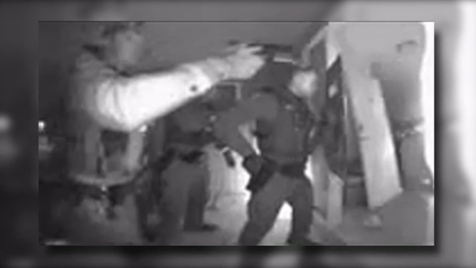 SWAT team with guns drawn raids Arizona home for toddler with fever