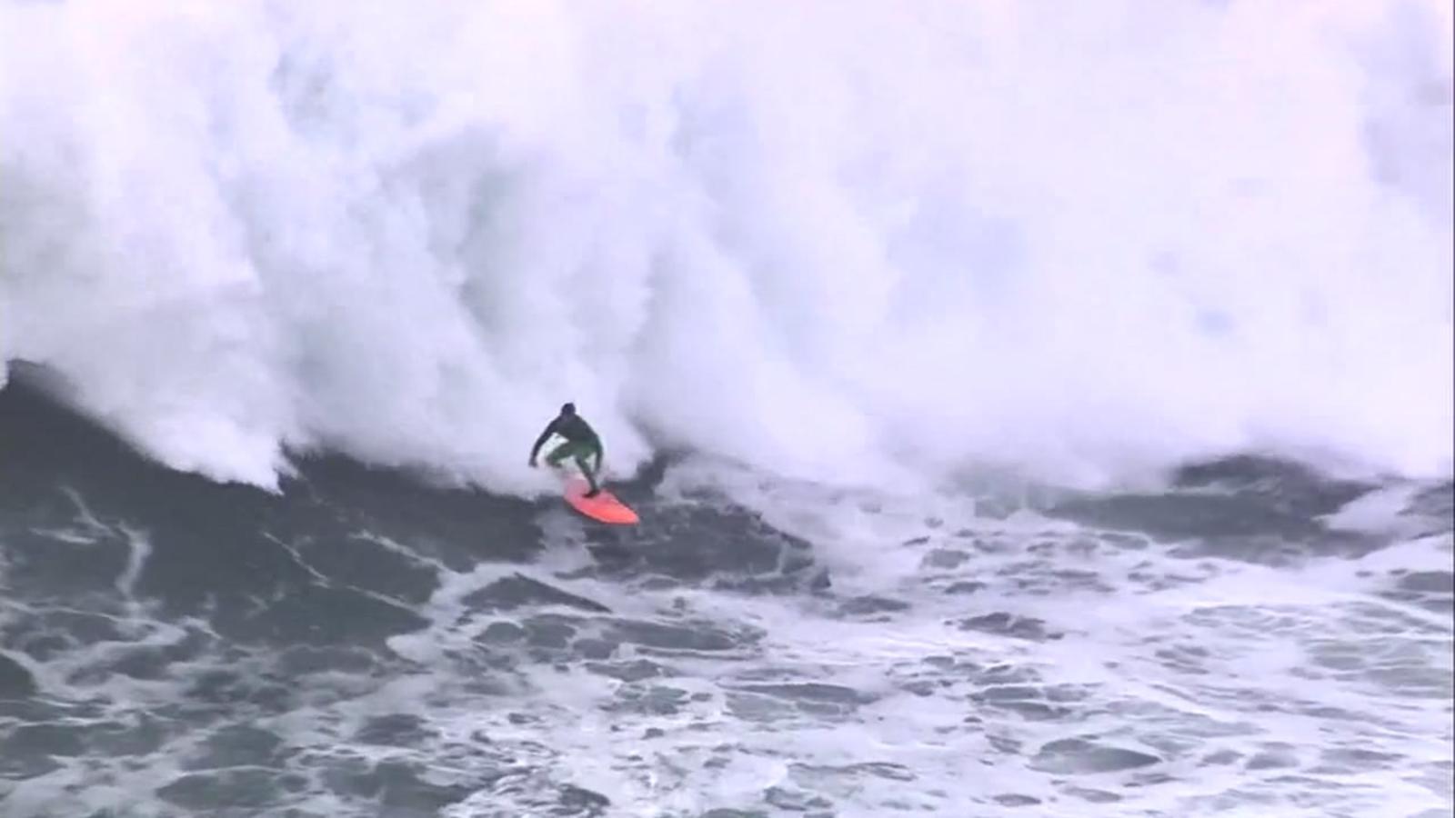 Mavericks surf season closing without contest