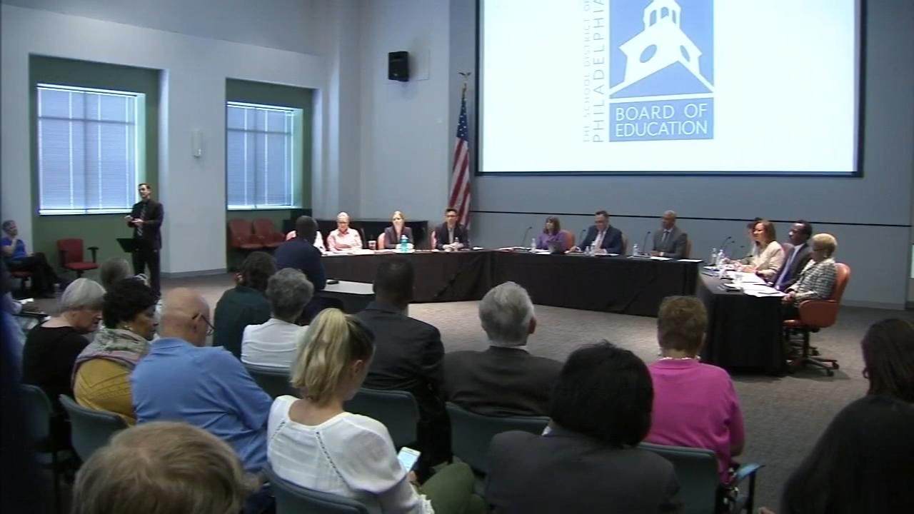 Protesters Take Over Philadelphia School Board Meeting