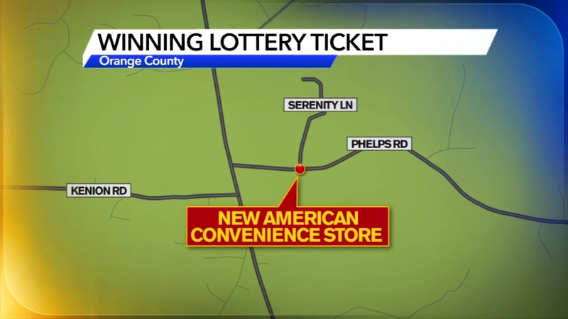 24-year-old Person County Walmart employee wins $1M on scratch-off