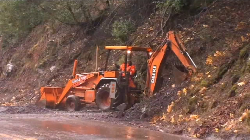 Caltrans implements new plan to protect drivers on Highway 140