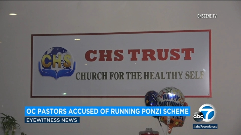 OC pastors accused of running $25M Ponzi scheme through their church