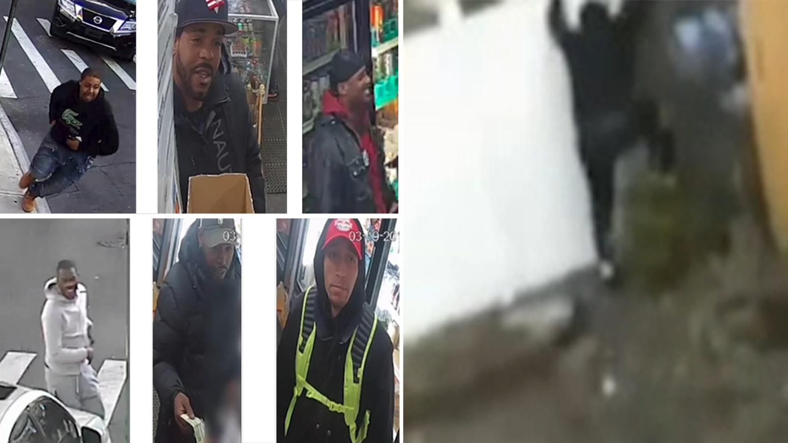 Police hunt for gang members in Brooklyn murder likened to Junior Guzman attack