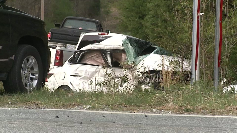 1 killed in car crash in Orange County | abc11 com