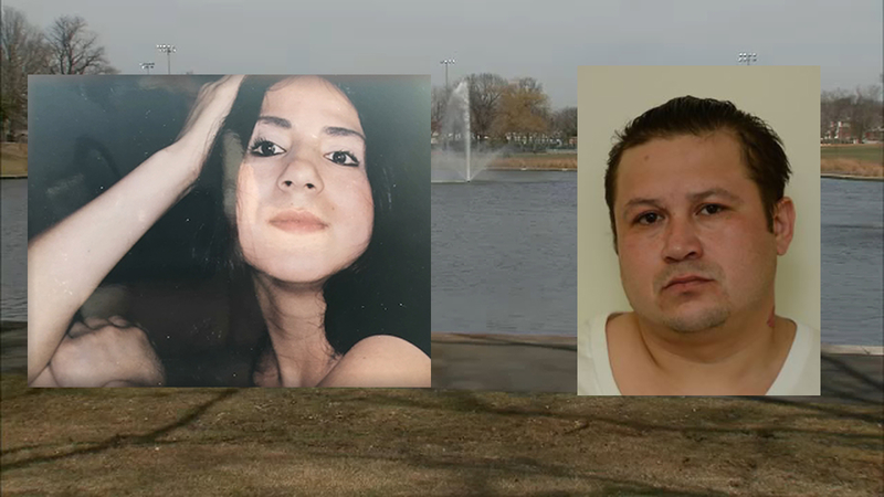 Man arrested in murder of nanny found in New Jersey lake