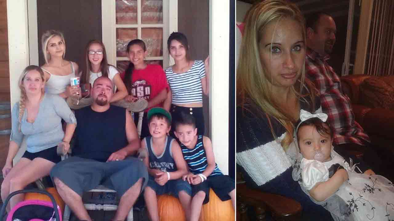 Lisa Avila slipped into a coma after suffering an ectopic pregnancy.
