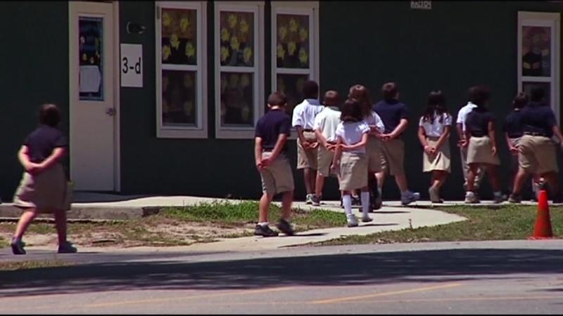 efa8c63871 Charter Day School: Rule for girls to wear skirts breaks law, US ...