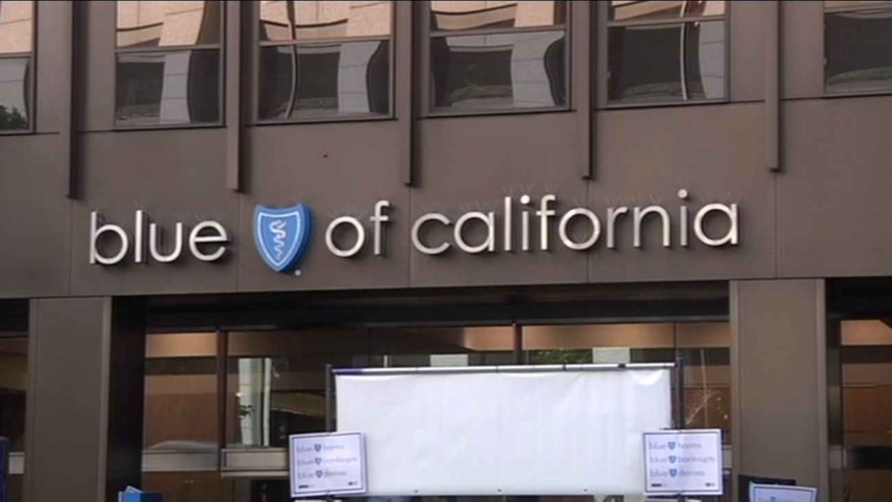 Blue Shield of California.