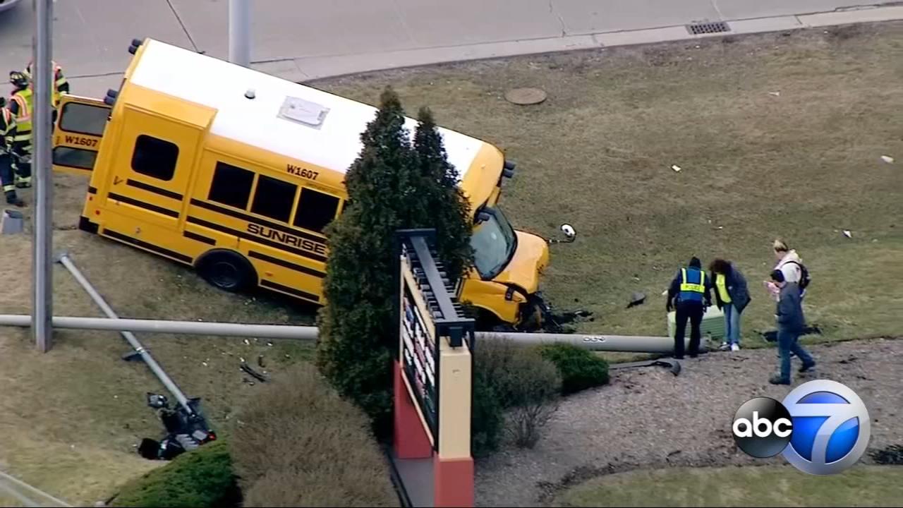 School bus accident | abc7chicago com