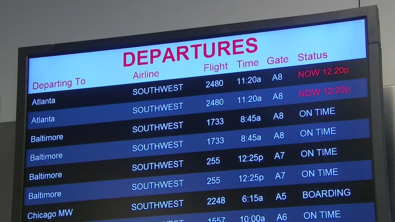 Flights delayed at RDU after software glitch stalls airlines nationwide