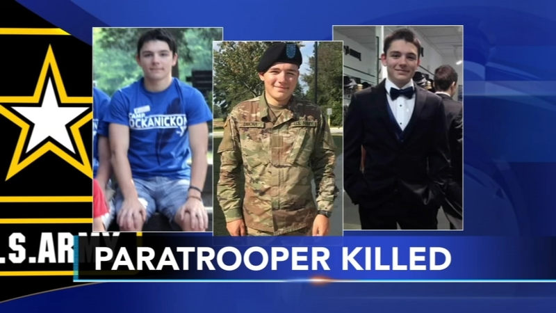 Local serviceman killed in live-fire training in Alaska