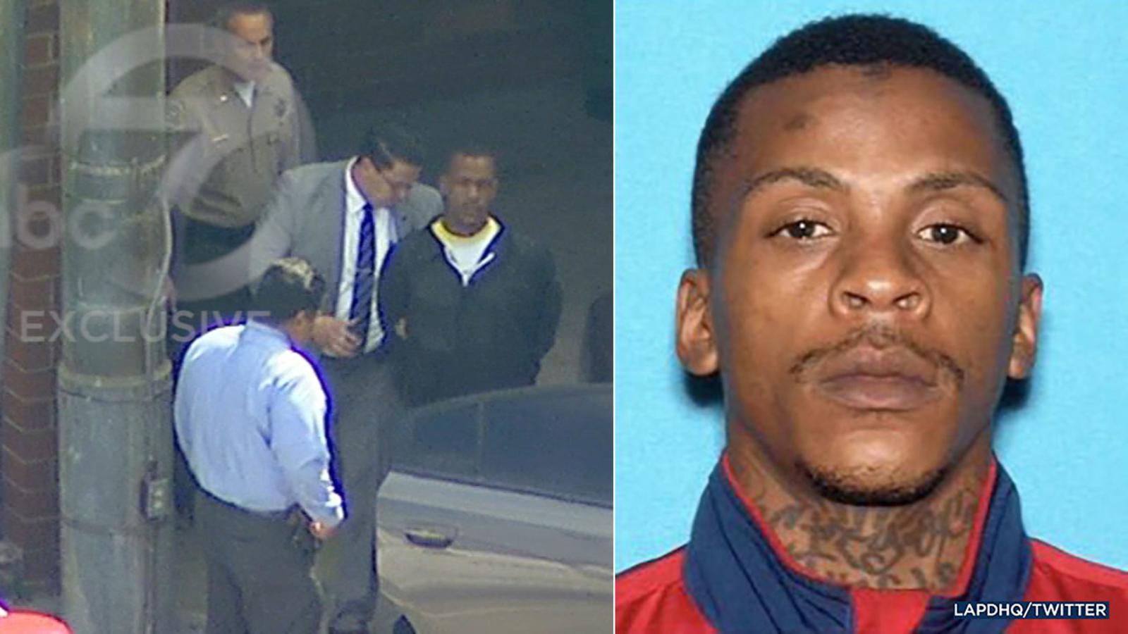 Nipsey Hussle Shooting Updates Police Arrest Suspect Eric -3032