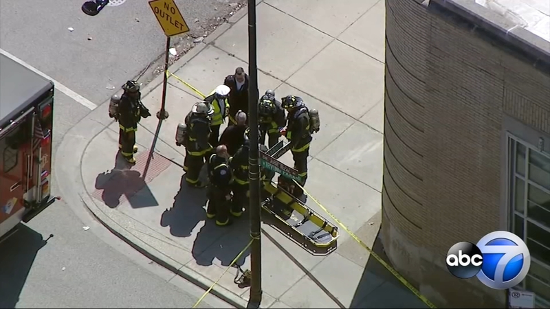 Bomb squad called for suspicious package at Lakeview post office
