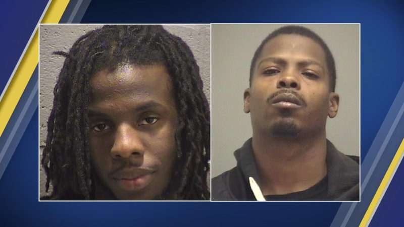 2 arrested in downtown Durham shooting