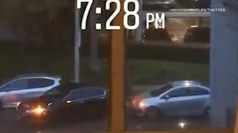 Koreatown parking-space standoff captured on social media, goes viral