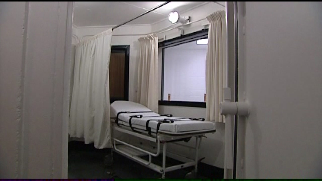 Lawmakers look to repeal death penalty in North Carolina