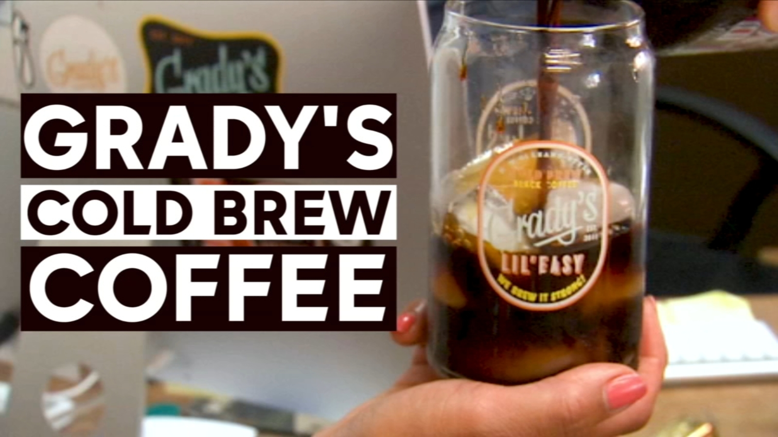Grady's Cold Brew in the Bronx makes cold brew affordable for coffee lovers