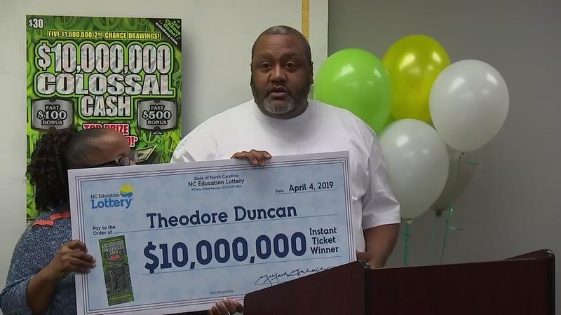Friendswood resident claims winning $6 25 million lottery ticket