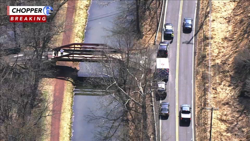 Body found in Delaware River in Bucks County