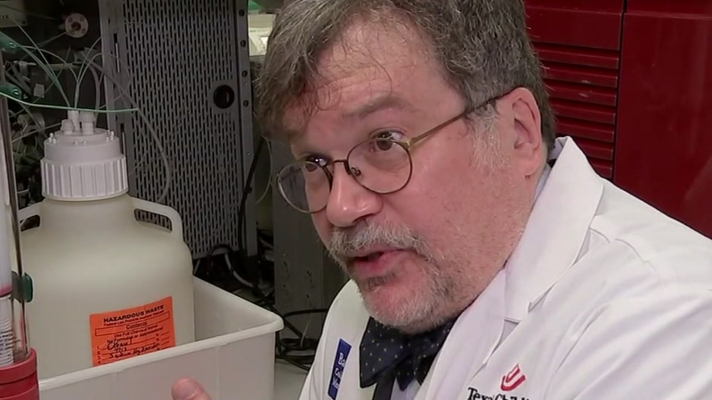 Interview Peter Hotez What Happens When >> Houston Doctor On Personal Mission To Dispel Anti Vaccine Myth