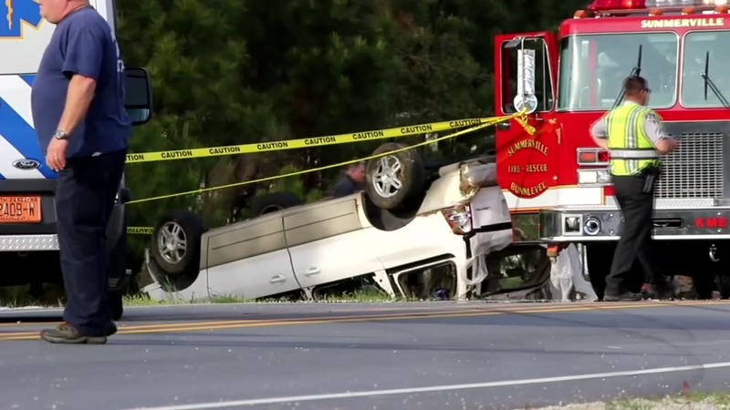 Mother was driving while impaired during Harnett County crash that