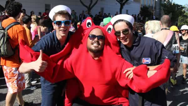 "<div class=""meta image-caption""><div class=""origin-logo origin-image ""><span></span></div><span class=""caption-text"">Dress as your favorite crustacean....no one will be crabby about that! (Photo by piyush.k/Flickr)</span></div>"