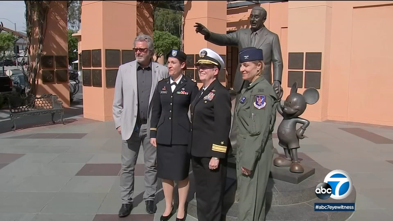 Heroes Work Here program at Disney helps veterans transition to civilian life and offers job resources