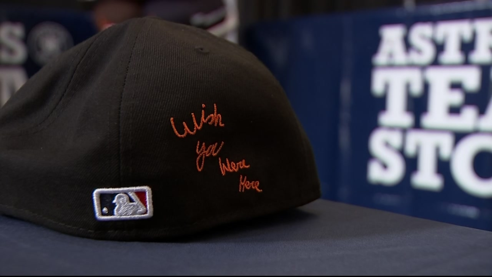 ba6fcf0153558 Houston Astros Travis Scott hats sold out