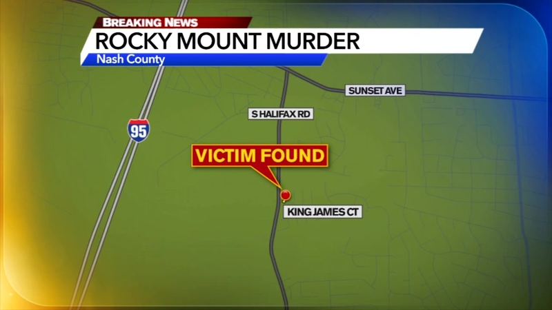 Rocky Mount investigating after man found dead in road