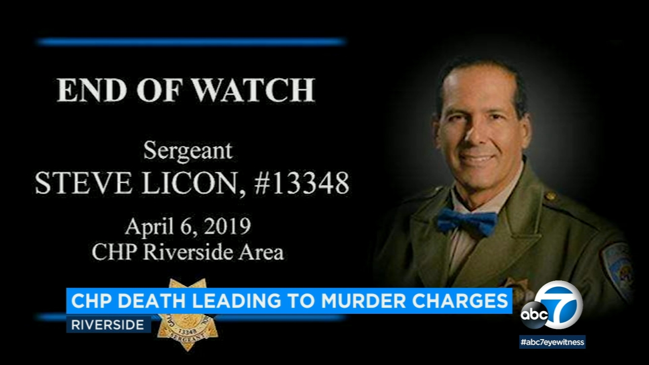 The Southern California law enforcement community is mourning the death of a CHP sergeant who was killed in the line of duty by a suspected drunk driver.
