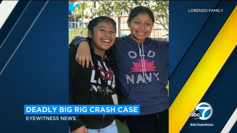 Family looking for answers in Expo Park big rig crash that killed girl