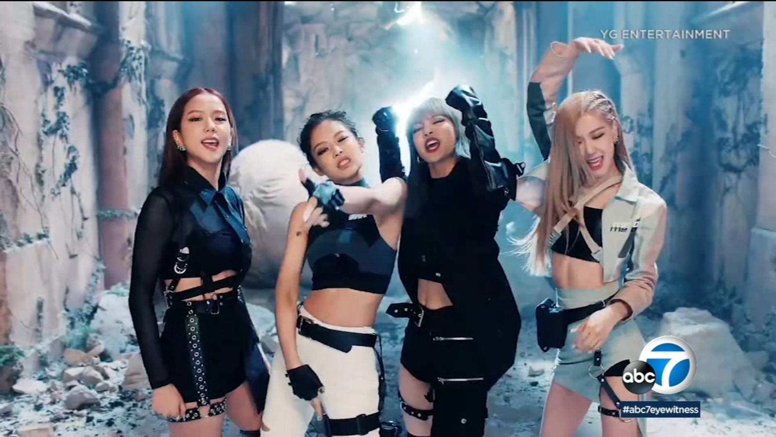 Blackpink Makes Youtube History With New Single Kill This Love