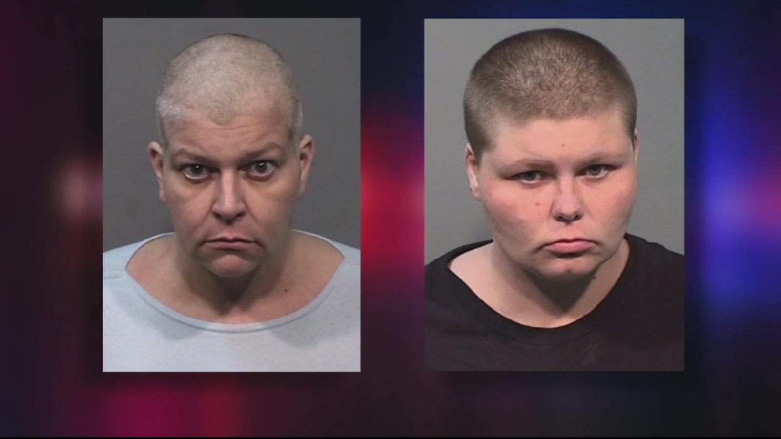 Woman and daughter accused of killing grandma