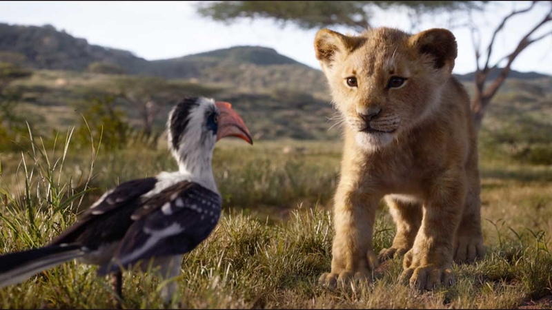 The Lion King Watch New Trailer