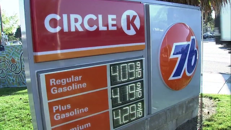 Circle K Gas Prices >> We Re Paying What Ca Gas Prices Surge Above 4