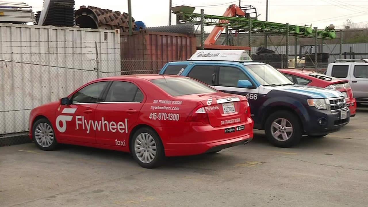 San Francisco's DeSoto Cab Company rebrands itself as