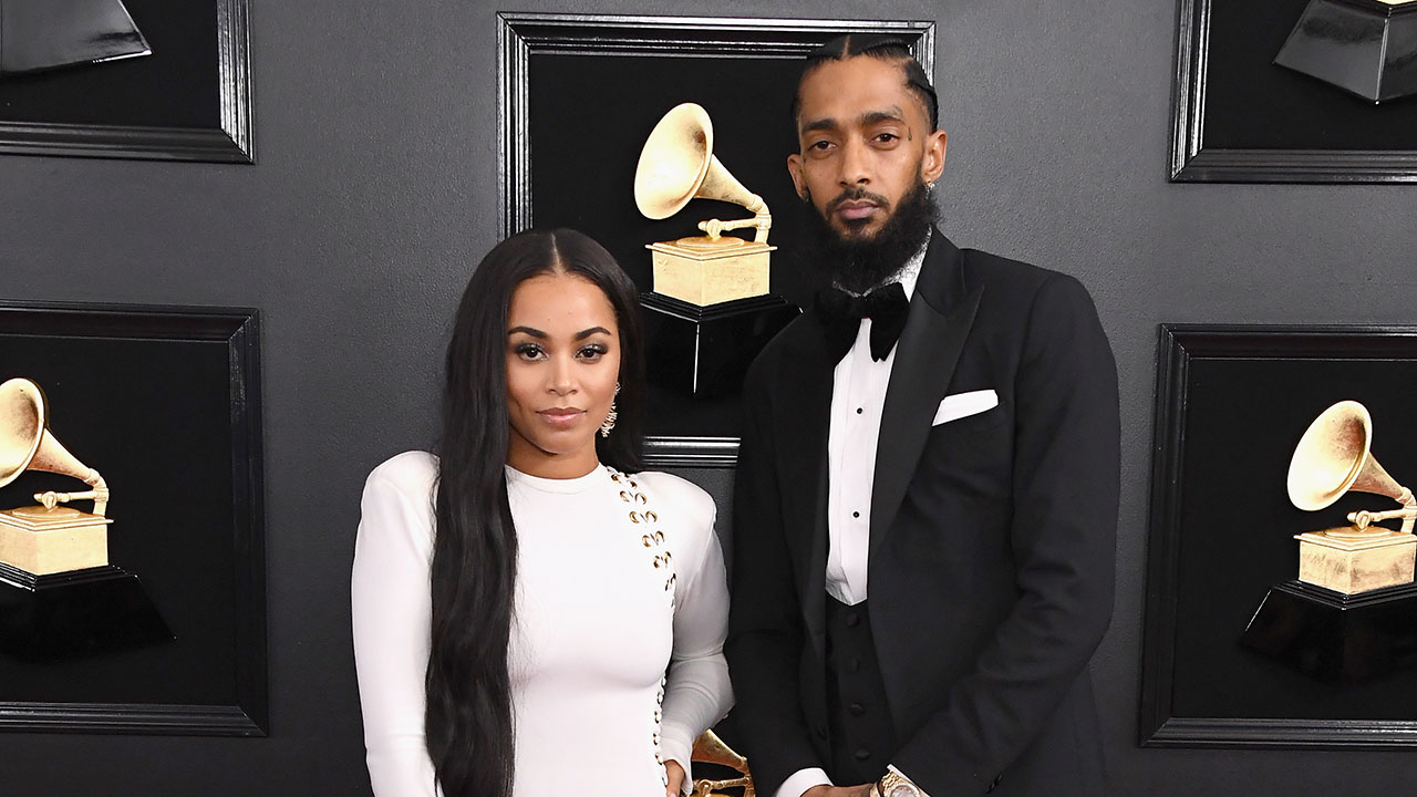 Lauren London speaks out following rumors she's dating Diddy after Nipsey Hussle's death: 'Still His! King Ermias!'
