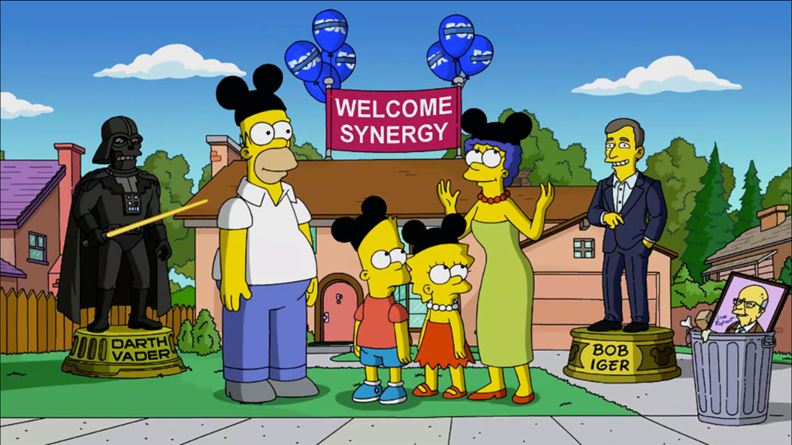 The Simpsons To Stream On Disney Plus Service
