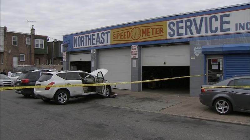 Nearest Mechanic Shop >> Local Mechanic Shot Killed By Stray Bullet In Philadelphia
