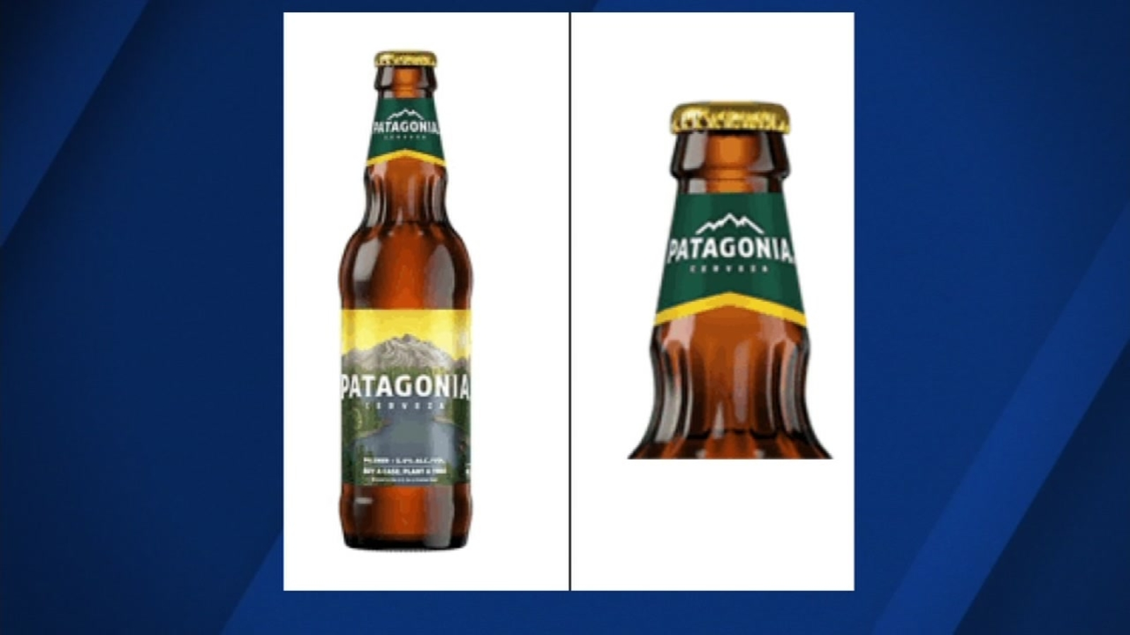Clothing maker Patagonia is suing Anheuser-Busch over a beer for patent infringement