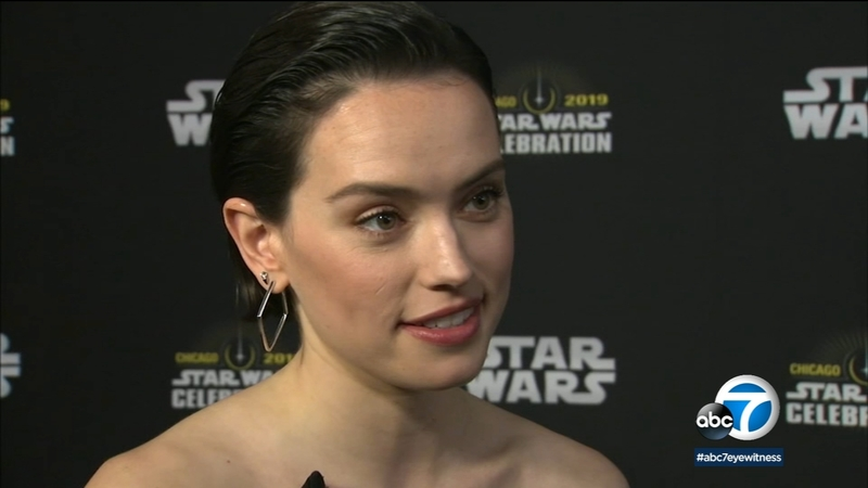Cast Of Star Wars The Rise Of Skywalker Talks About End Of Three Trilogy Saga Abc7 Los Angeles