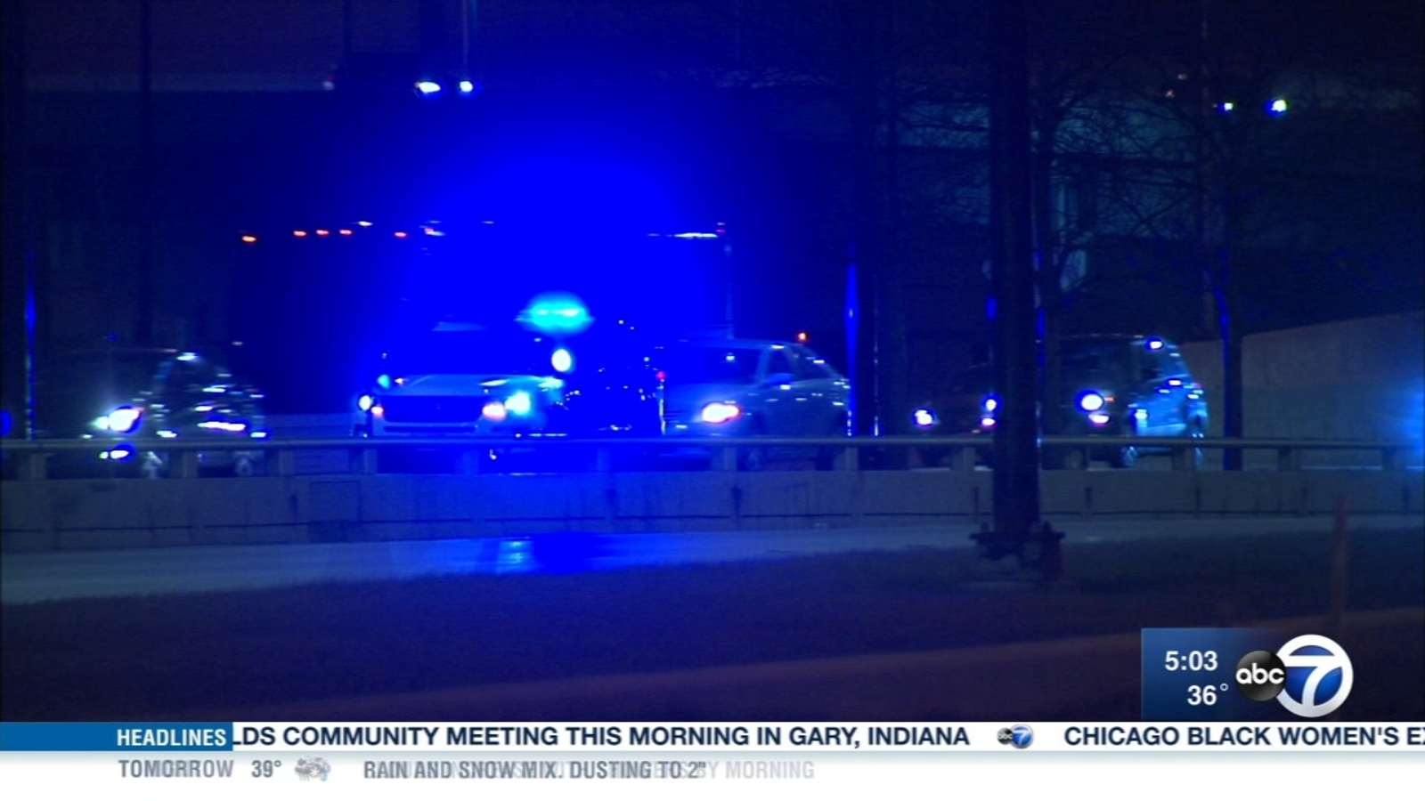 80-year-old woman killed by vehicle on Lake Shore Drive