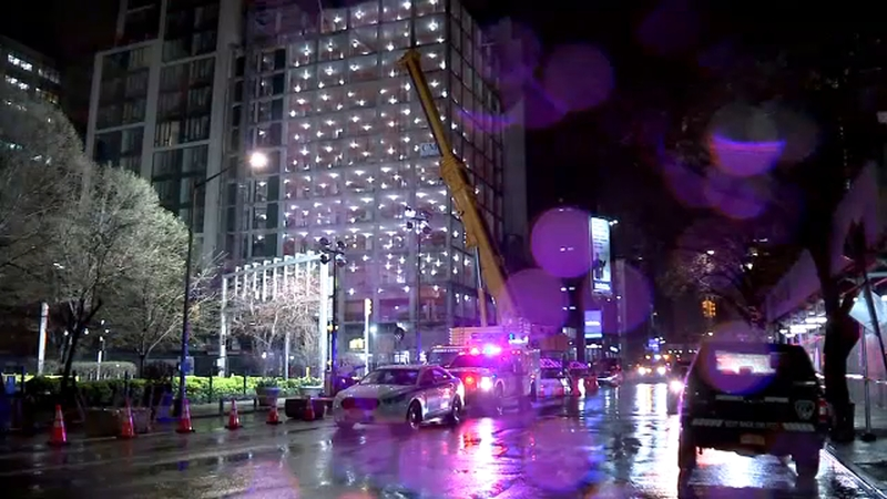 Construction worker killed after accident involving crane in SoHo