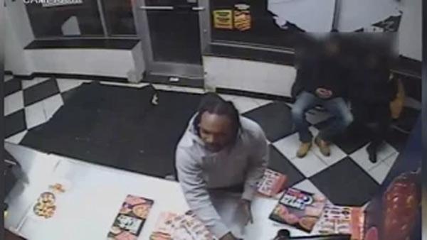 N.Philadelphia pizza shop assault
