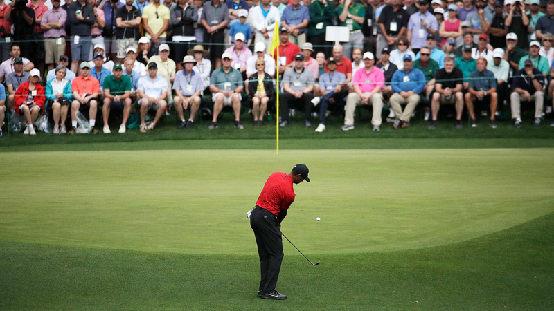 save off e16d7 f7460 Tiger Woods had spinal surgery 2 years before Masters win