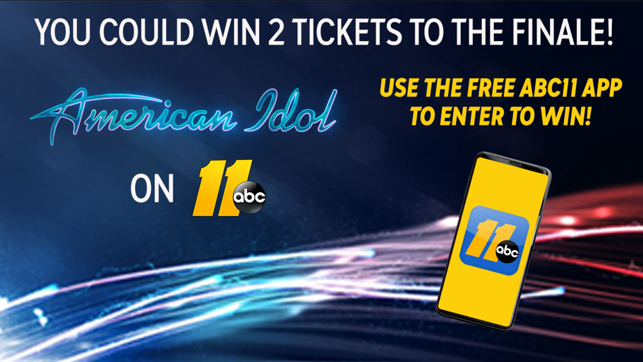 HOW TO ENTER: Idol Finale Sweepstakes | abc11 com