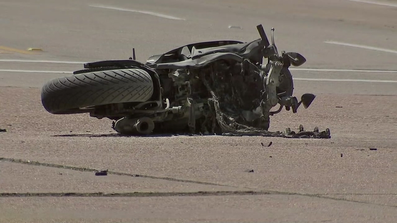 Motorcyclist killed in crash with METRO bus near Galleria
